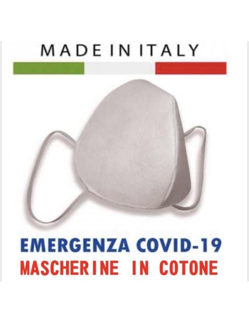 Mascherine in cotone