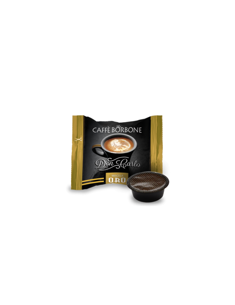 Miscela oro - Caffè Borbone...